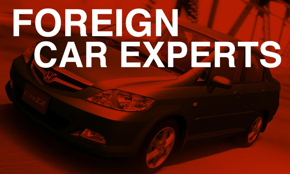 Foreign Car Repair NYC